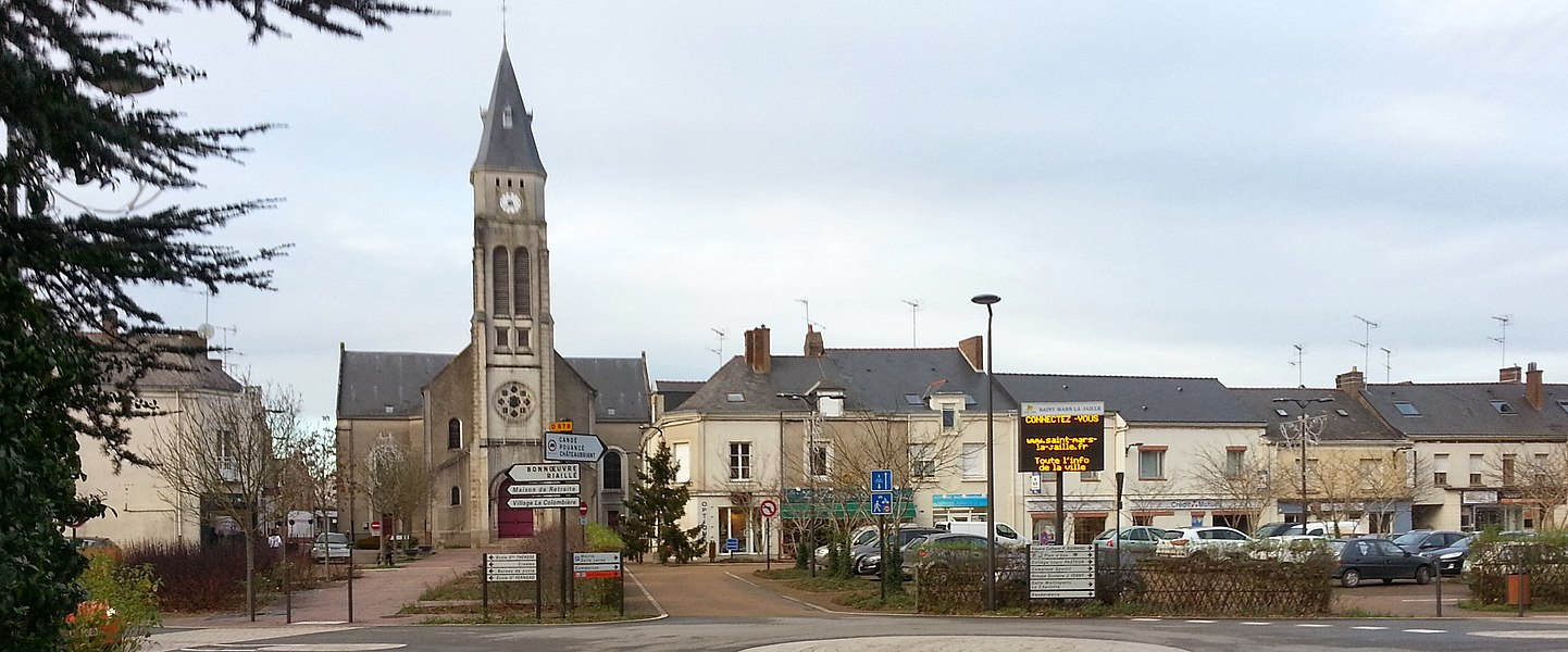 Saint-Mars-la-Jaille