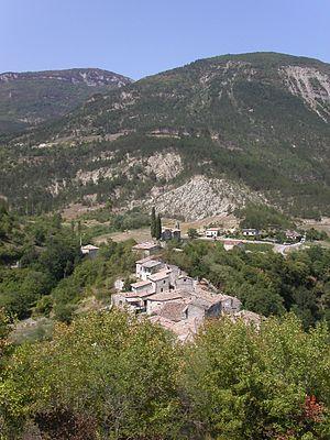 Habiter à Saint-Benoit-en-Diois