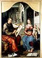 Saint Luc peignant la Vierge (Maarten van Heemskerck).jpeg