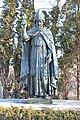 Saint Patrick Statue, Saint Joseph Parish Family Center, 8743 US 12, Brooklyn, Michigan - panoramio.jpg