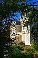Sainte-Maxime - Boulevard des Cistes - View East on Château les Tourelles.jpg