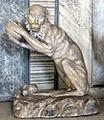 Sala degli animali, scimmietta ellenistica.JPG