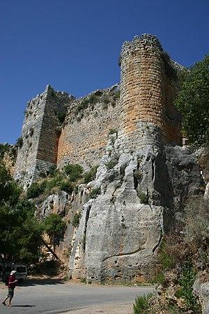 Citadel of Salah Ed-Din - Qal'at Salah al-Din