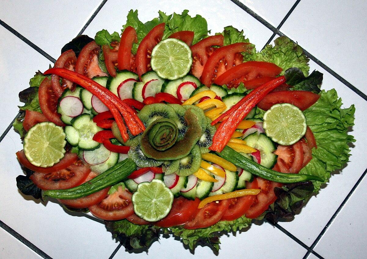 Salat (Gericht) – Wikipedia