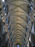Salisbury Cathedral Interior 01.jpg