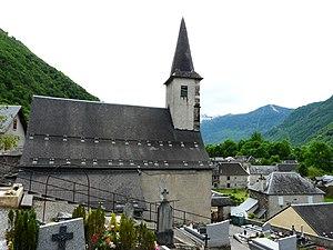 Salles-et-Pratviel - Image: Salles et Pratviel village (2)
