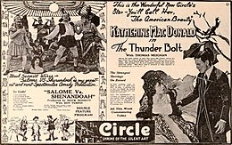 Salome vs Shenandoah (1919) & The Thunderbolt (1919) Ad.jpg