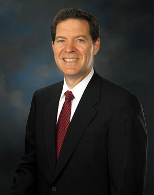 Sam Brownback - Brownback during his time as Senator