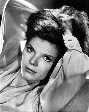 Samantha Eggar - Eggar in a 1964 publicity headshot