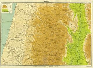 region of ancient Israel