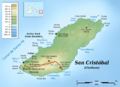 San Cristobal topographic map-en.png