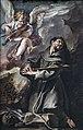 San Francesco confortato dall'angelo di Nicola Grassi.jpg