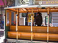 San Francisco cable car seats.JPG