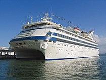 San Juan. Radisson Diamond cruise ship. Puerto Rico (2749200365).jpg