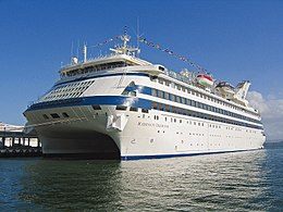 San Juan. Radisson Diamond cruise ship. Puerto Rico (2749200365).jpg