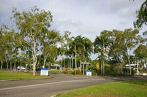 Sanderson, Northern Territory - Sanderson Middle School