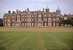 Sandringham House, Norfolk taken 1964 - geograph.org.uk - 805904.jpg