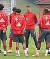 Sandro Wagner Training 2018-10-09 FC Bayern Muenchen-1.jpg