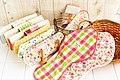 Sanitary towels,Sunny Days(UP SIDE)アップサイド社製布ナプキン.JPG