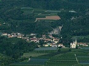 Sanzeno - Wikipedia
