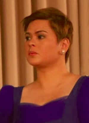 Mayor of Davao City - Image: Sara Duterte 2016