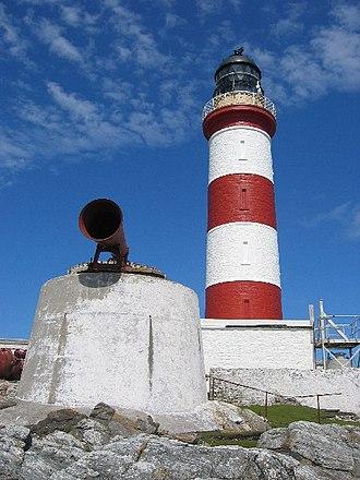 Eilean Glas Lighthouse - Eilean Glas lighthouse