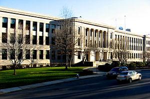 Schenley High School - Image: Schenley High 2007
