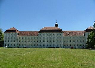 Schussenried Abbey German abbey