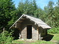 Schutzhütte Hüttenwasen 100906.JPG