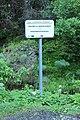 Schwarzenberský plavební kanál, informační tabulka Stavidlo na Jelením potoce.jpg