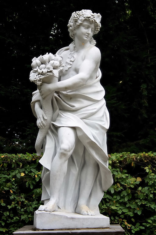 Schwetzingen Schlosspark Skulpturen 14