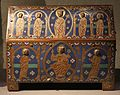 Scrigno reliquiario dei santi servazio e uberto, limoges XII secolo.jpg