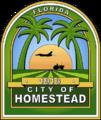 Seal of Homestead, Florida.png