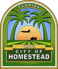 Seal of Homestead, Florida.png