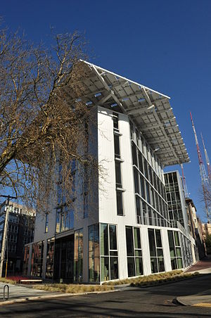 Bullitt Center - Image: Seattle Bullitt Center 01