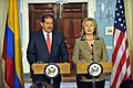 Secretary Clinton and Colombian Vice President Garzon Hold a Joint Press Conference (5398514654).jpg
