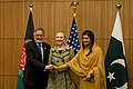 Secretary Clinton with Pakistan and Afghan Foreign Ministers (7527380586).jpg