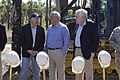 Secretary Salazar at Picayune Strand groundbreaking 2 (5485959871).jpg