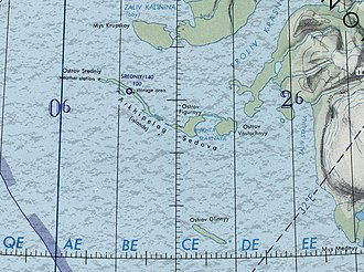 Severnaya Zemlya - Sedov Islands