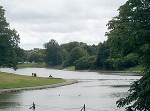 Toxteth - Sefton Park