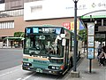 Seibu Bus A1-574 at Tokorozawa Station East Exit.jpg