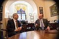 Senator Coons meets with Judge Garland (26295102815).jpg