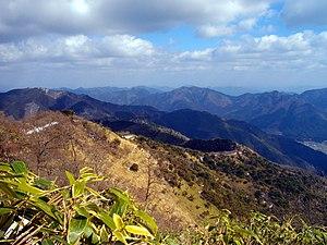 Kasagatayama-Sengamine Prefectural Natural Park - Mount Sen