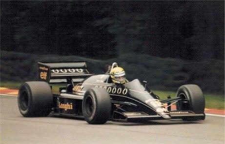 Senna Brands 1986