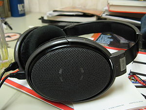 Sennheiser's flagship headphone HD650 It is ow...