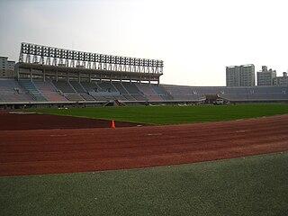 Seongnam Sports Complex sports venue