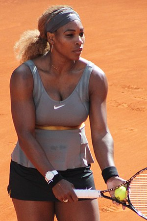 2014 WTA Finals - Serena Williams won her 18th major title in 2014.