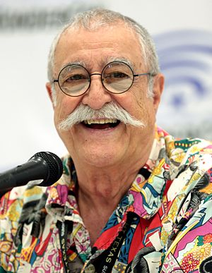 Sergio Aragonés - Aragonés at the 2017 WonderCon