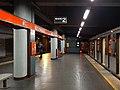 Sesto San Giovanni - stazione metropolitana Sesto 1º Maggio FS - banchina.jpg