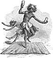 Seven Years in South Africa, page 229, the prophetic dance of the masupias.jpg